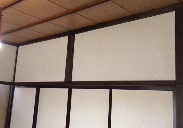 壁 DIY リフォーム